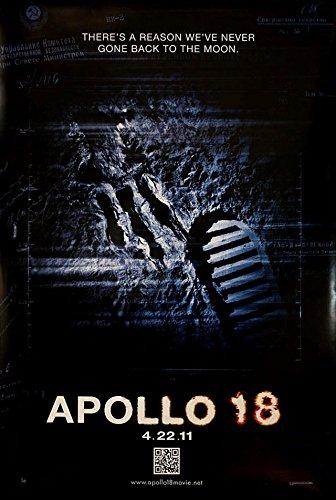 Apollo 18 2011 U.S. One Sheet Poster Apollo 18 Poster