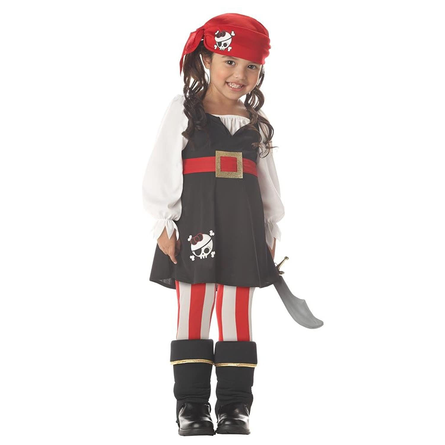 Precious Lil' Pirate Toddler Costume