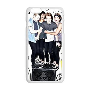 JIANADA 5 Seconds Of Summer Cell Phone Case for Iphone 6 Plus