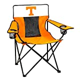 NCAA Tennessee Volunteers Adult Elite Chair by Logo Brands
