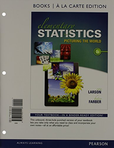 Elementary Stat.(Loose) W/Access+Dvd