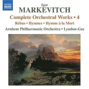 V 4: Comploete Orchestral Work