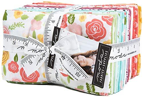 - Lella Boutique Lollipop Garden 32 Fat Eighths Moda Fabrics 5080F8