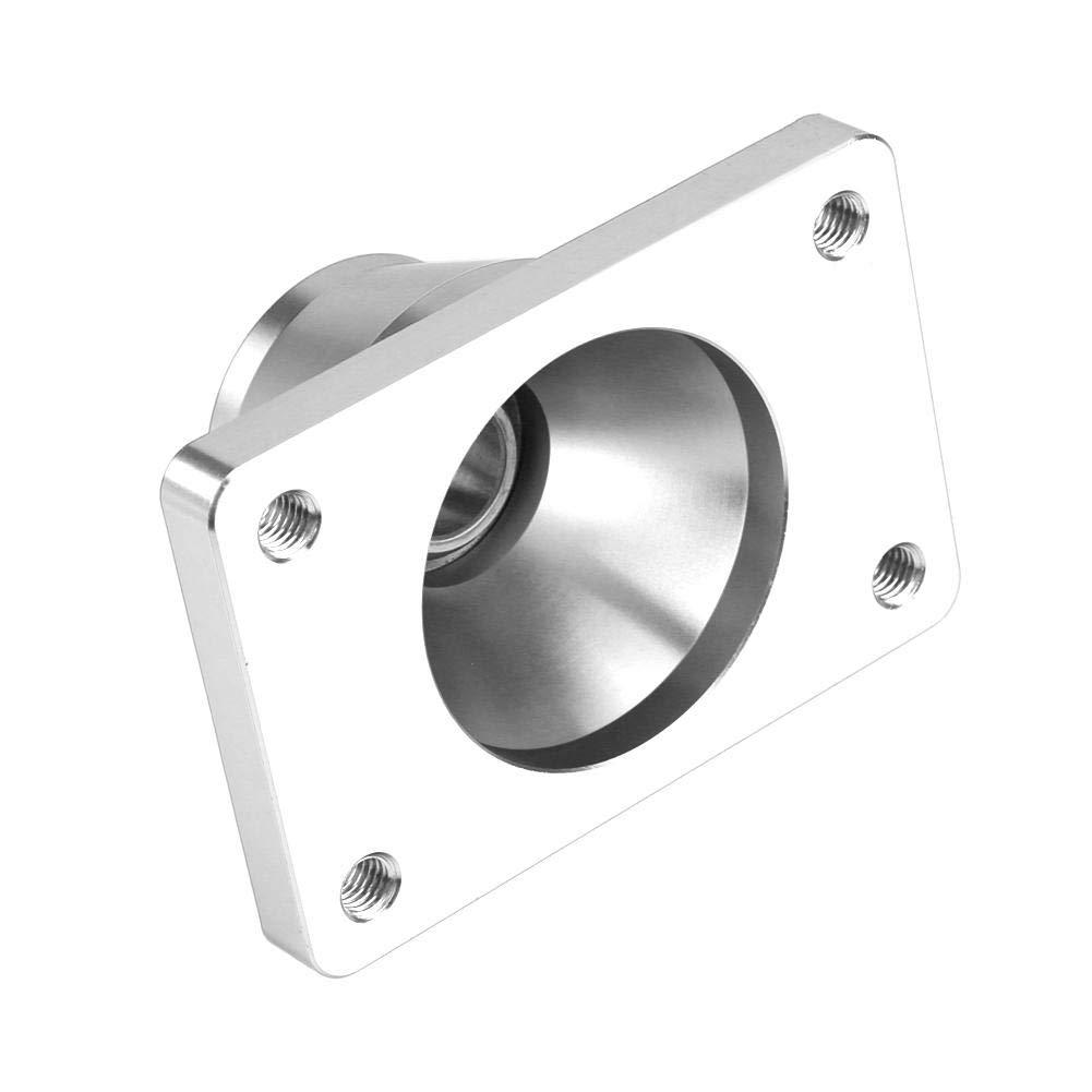 argento, KIMISS Cambio rapido Shift corto in lega di alluminio per 106 Citroen Saxo Axe