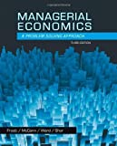 img - for Managerial Economics (Upper Level Economics Titles) 3rd edition by Froeb, Luke M., McCann, Brian T., Ward, Michael R., Shor, Mi (2013) Hardcover book / textbook / text book