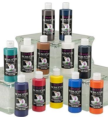 Createx Colors Monotype Pro Set, 4 oz.