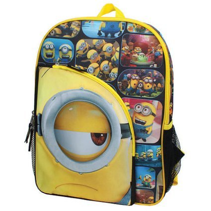 Illumination Entertainment Minion Backpack ()