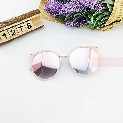 LXKMTYJ Visage rond retro big box lunettes hommes et les femmes font face à  la personnalité 1386668ec028