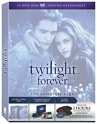 - Twilight Forever: The Complete Saga [DVD + Digital]