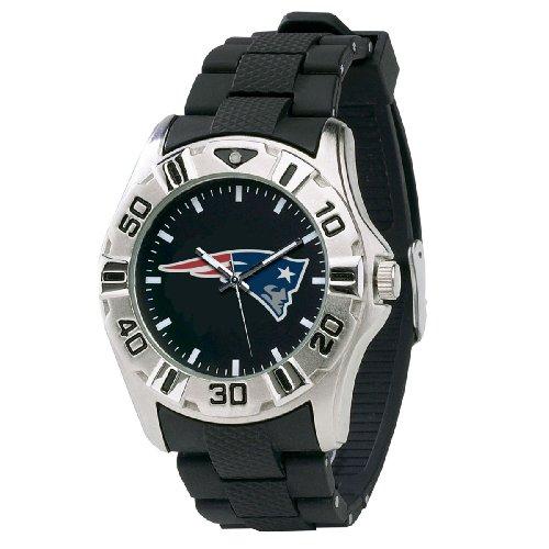 New England Patriots Mens Watch (NFL Men's FM-NE MVP Series New England Patriots Watch)