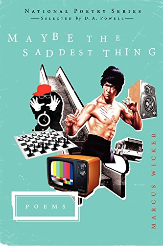 Maybe the Saddest Thing: Poems (National Poetry) pdf epub