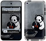 GelaSkins Protective Skin for iPod Touch 4G with Access to Matching Digital Wallpaper Downloads - The Soundtrack (To My Life)