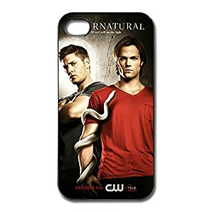 Nerd Supernatural IPhone 4/4s PC Cases Shock Absorption by Maris's Diary