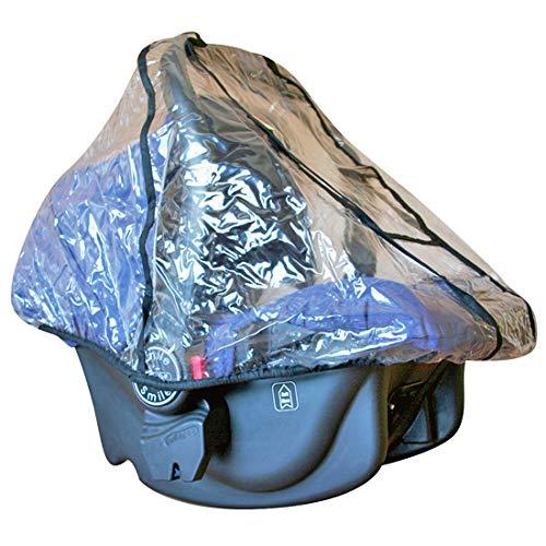 Burbuja de lluvia para portabeb/é color azul marino Garessi 9007