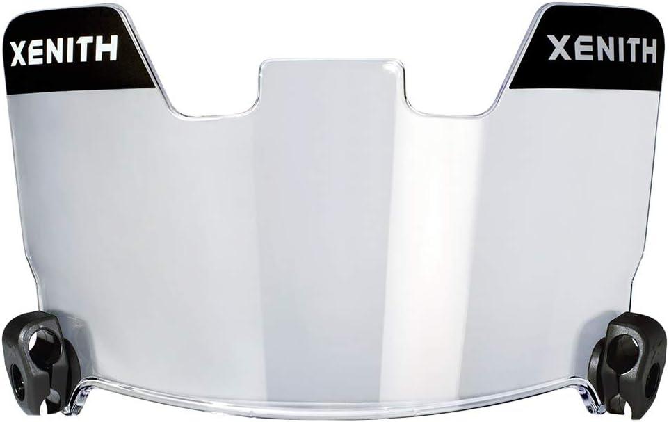 Xenith Eye Shield Football Visor (Clear): Sports & Outdoors