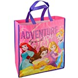 UPD Disney Princess Reusable Tote Bag, Multicolor