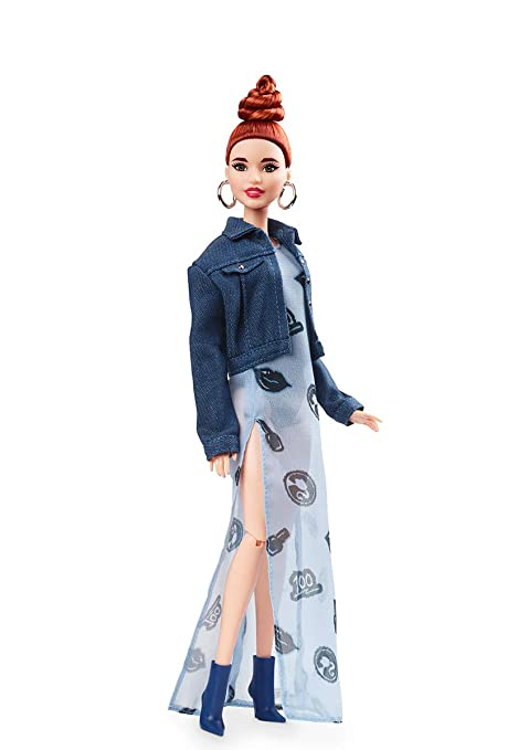 d6aabe89ef Image Unavailable. Image not available for. Color  Barbie Styled By Marni  Senofonte Doll Assortment