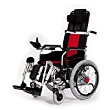 Reclining Electrical Wheel Chair With Lithium Battery