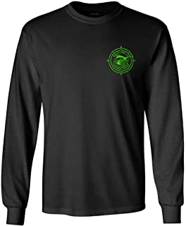 0f30e53c61 Amazon.com: Koloa Surf Hawaiian Turtle Logo Long Sleeve T-Shirts in ...