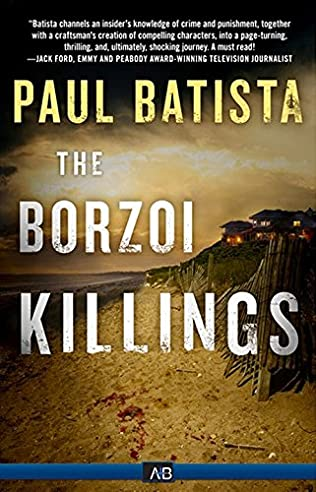 book cover of The Borzoi Killings