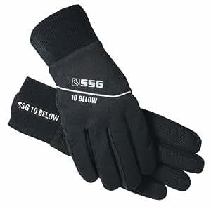 SSG 10 Below Waterproof Winter Glove - BLACK\5