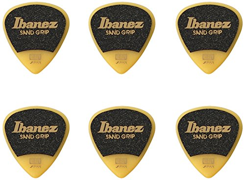 Ibanez PPA16HSG Wizard Series, Sand Grip Picks 6 Pack for sale  Delivered anywhere in Canada