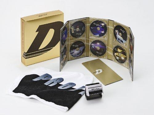 頭文字[イニシャル]D Premium Blu-ray BOX Pit2の商品画像