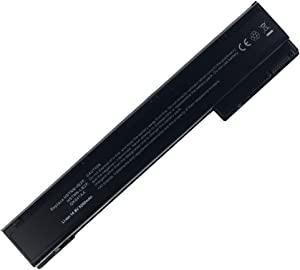 8 Cell 5200mah Laptop Battery for HP Elitebook 8560W 8570W 8760W 8770W Mobile Workstation 632427-001 632425-001 632113-141 632114-421 HSTNN-F10C HSTNN-I93C VH08 VH08XL