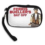 Ferris Bueller Day Off Purse Wristlet Bag