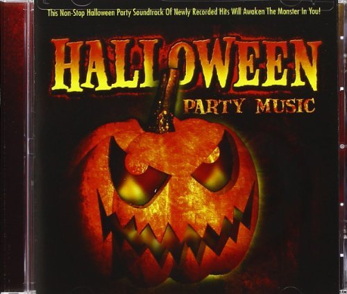 Halloween Party Music by The Ghost Doctors (2011-08-29) -