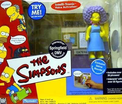 Springfield DMV With Selma Bouvier]()