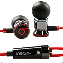 iBeats by Dr. Dre iBeats In-Ear Headphones - Black - Supplied with no Box