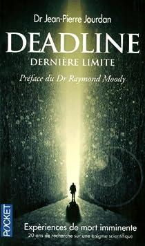 Book's Cover ofDeadline dernière limite