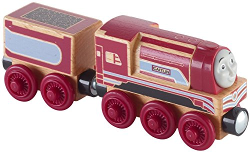 Fisher-Price Thomas & Friends Wood, Caitlin (Best Build For Caitlyn)