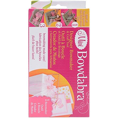 Darice Mini Bowdabra Designer Bow Maker (2 Pack)