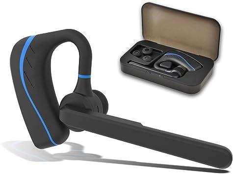 ZZPCSM - Auriculares Bluetooth inalámbricos con cancelación de ...