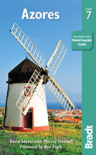 Azores (Bradt Travel Guide)...