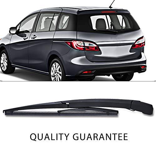 Trasero Brazo del limpiaparabrisas y Blade Kit para Mazda 5 2006 - 2013 Mazda 6 2003 - 2008: Amazon.es: Coche y moto