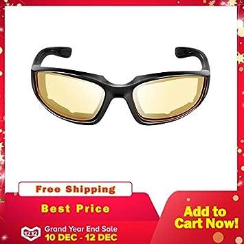 shuaishuang573 Motorcycle Glasses Windproof Dustproof Eye Glasses Outdoor Glasses