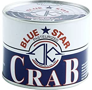 Blue Star Imperial Lump Crab Meat - 1 lb