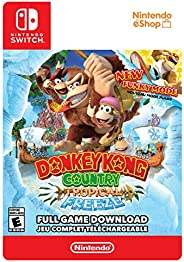 Donkey Kong Country: Tropical Freeze Standard - Switch [Digital Code]