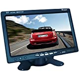 "Generic Portable 7"""" TFT LCD Digital Color Screen Monitor for Car Rear View Backup Camera"