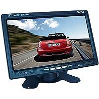 Buyee Portable 7 TFT LCD Digital Color Screen Monitor for Car Rear View Backup Camera