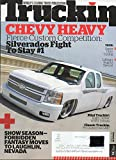 6 inch lift kit for gmc 1500 - Truckin Vol 42 No 9 July 14 2016 Magazine WORLD'S LEADING TRUCK PUBLICATION Chevy Heavy, Fierce Custom Competition: silverados Fight To Stay #1