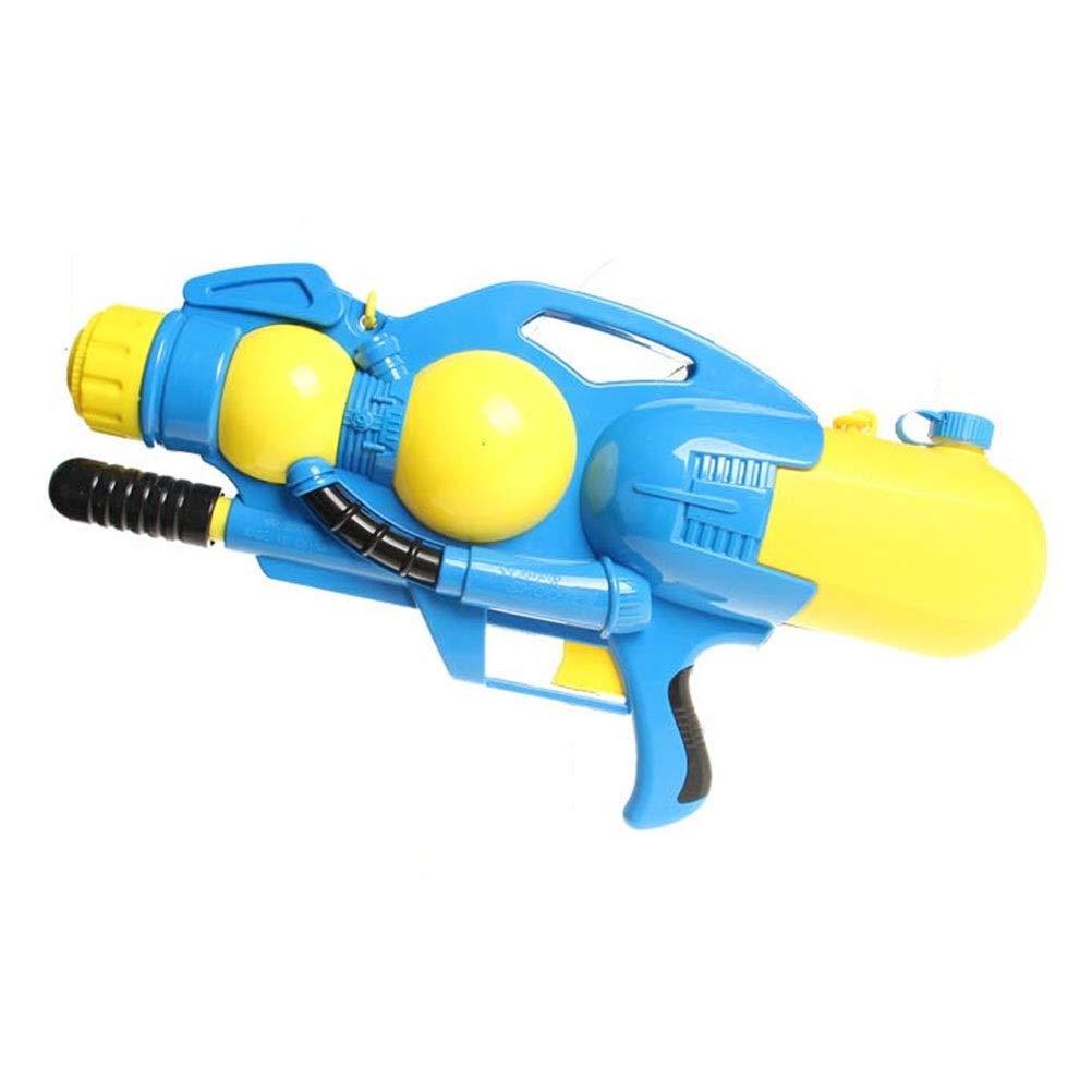 大型ウォーターガン玩具ウォーターピストルスーパーソーカーウォーターブラスターチャイルド大人パーティー旅行屋外ビーチ60 CM(ブルー)   B07R8Y52W3