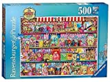 Jigsaw - The Sweet Shop 500 Piece - RB14653 - Ravensburger.