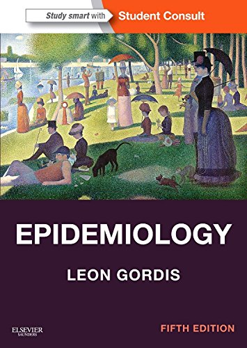 Pdf Medical Books Epidemiology: with STUDENT CONSULT Online Access (Gordis, Epidemiology)
