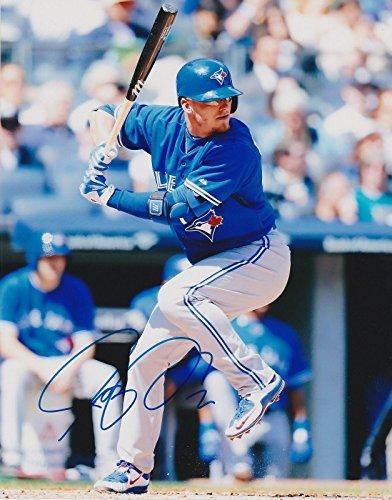 Josh Donaldson Autographed Photo - 8x10 - Autographed MLB Photos
