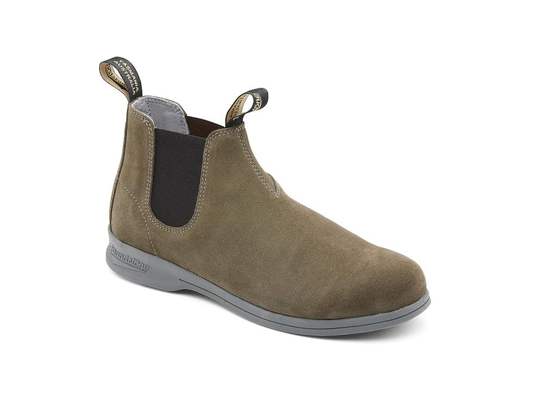 Blundstone Eva Suede Olive Boots B07B4JBZNJ 7.5 B(M) US Women / 5.5 D(M) US Men