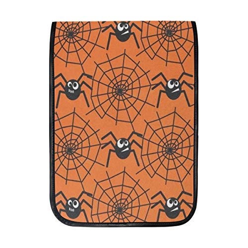 Ipad Pro 12-12.9 inch Sleeve Case Bag for Surface Pro Halloween Spider Webs Mac Protective Carrying Cover Handbag for 11